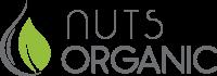 Nuts Organic Sticky Logo