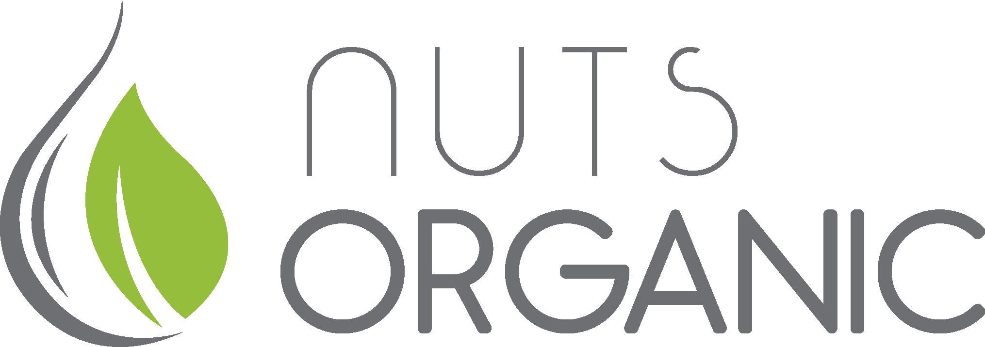 Nuts Organic Retina Logo
